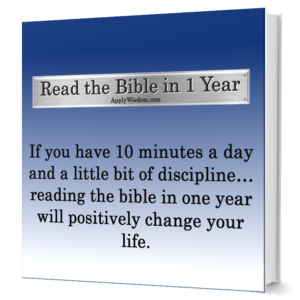 read the catholic bible in a year pdf