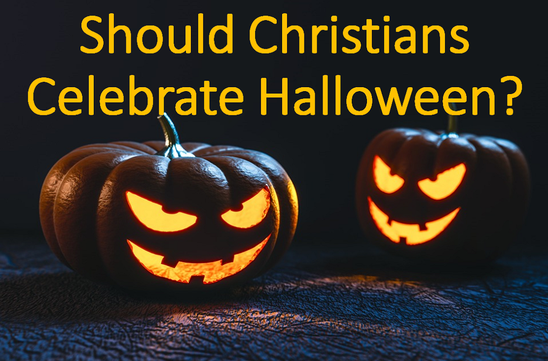 should christians celebrate halloween - apply wisdom